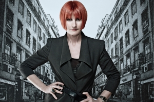 Channel 4's Mary Portas makes a comeback