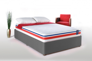 Vogue creates new website for Sports Therapy Mattress brand