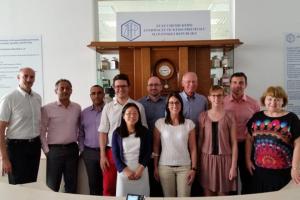 Third meeting of the EU-sponsored project FreeFOAM is held in Bratislava