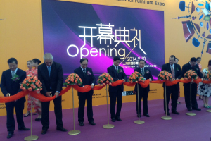 Furniture China's 20th edition kicks off with a bang
