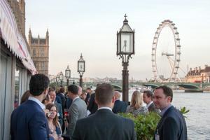 Industry enjoys FIRA award evening at Westminster