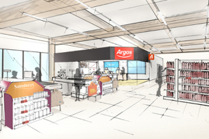 Argos set to open digital stores within Sainbury's supermarkets