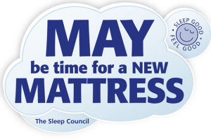 Sleep Council mattress campaign returns this May