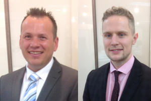 Litmus makes two sales appointments