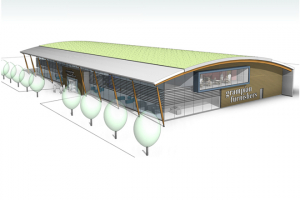 Grampian Furnishers unveils plans for new store