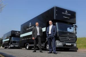 New fleet for Lee Longlands