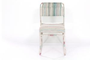 In Design: Macramé chair, Becks Sunderland