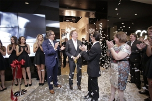 Christopher Guy expands Las Vegas showroom