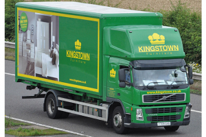 Kingstown offers online tracking for home delivery service
