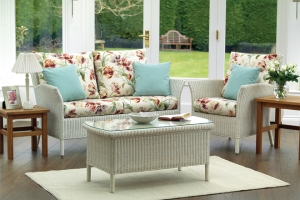Wilton, Laura Ashley Rattan Furniture collection, Daro