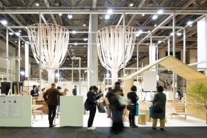Tokyo fair records visitor increase