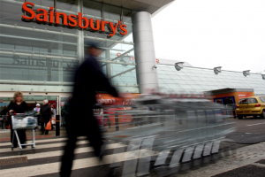 Sainsbury's set to become UK's largest non-food retailer