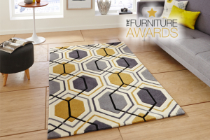 Hong Kong 7526, Think Rugs: Winner of The Furniture Awards 2016, Value Category