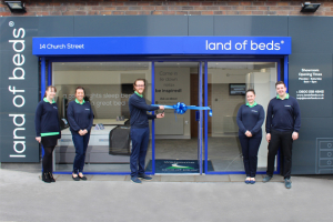 Land of Beds opens second Cheshire showroom