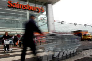 Sainsbury's bullish in face of sales drop