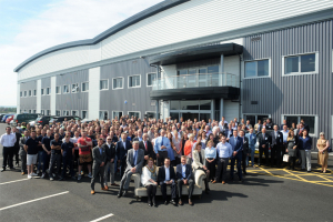 Parker Knoll opens new facility