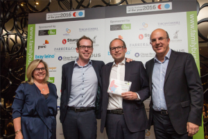 Hypnos receives two industry awards