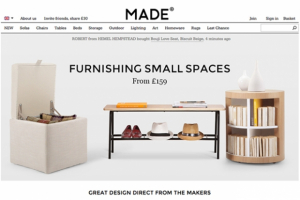 Made opens futuristic showroom in Paris