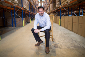 Oak Furniture Land receives business award