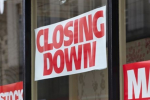 Shop vacancy rates and footfall up in July