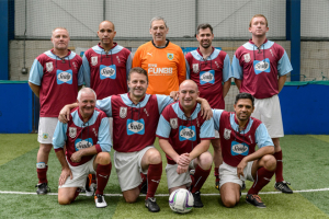 Sealy supports charity football tournament