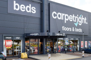 On Location: Carpetright, Croydon