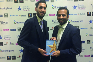 Flair recognised at Family Business Awards
