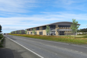 Grampian Furnishers submits plans for new store