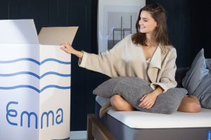 Emma enters UK mattress market