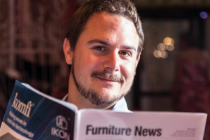 Furniture News editor moves on