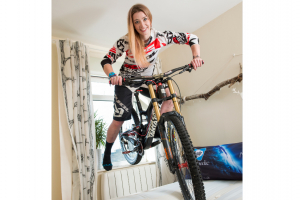 Sealy UK supports Sheffield-based World Cup biker