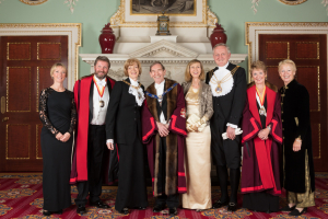 New Master for The Furniture Makers' Company