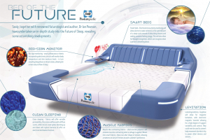 Sealy report explores the future of sleep