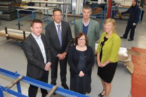NEJ Stevenson receives grant to expand business