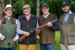 Big Shots raises £23,000 for industry charity