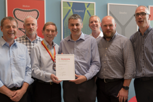 Herman Miller awarded the Manufacturing Guild Mark