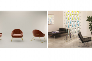100% Design announces brands for Interiors, Emerging Brands and Workplace sections