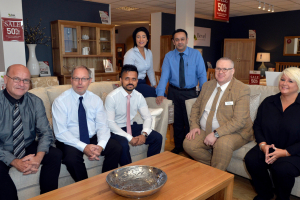 Oak Furniture Land opens Romford showroom