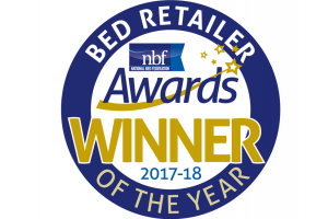Bensons scoopstop prize at NBF Bed Industry Awards 2017