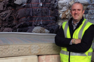 TFR Group aims to revolutionise mattress recycling