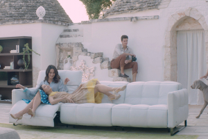 Natuzzi's short film win at London Fashion Film Festival