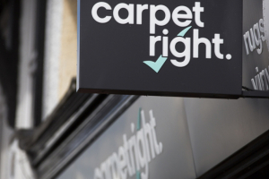 Lower bed sales offset by flooring growth at Carpetright