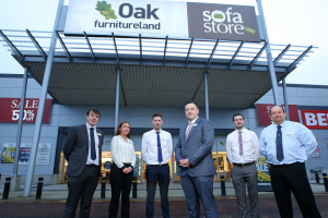 Oak Furniture Land opens second store in Northern Ireland