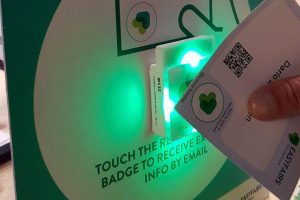 January Furniture Show introduces contactless lead tracking