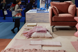 Renewed growth in visitors and exhibitors at Heimtextil