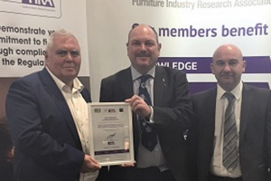 DFS certified byFIRA for fire compliance