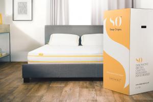 New mattress brand launches