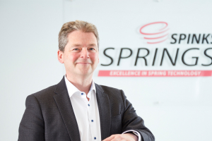 Spinks Springs appoints European sales manager