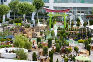 Tendence partners with outdoor living show