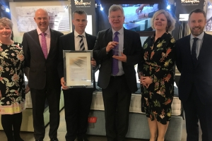 Relyon receives AIS Gold Standard Award